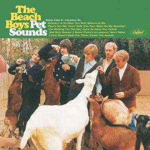 Beach Boys: Jugando entre animales