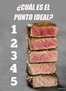 El debate eterno: ¿cuál es el punto justo de la carne?