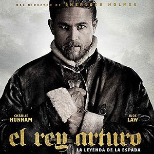 Papel Film: El Rey Arturo