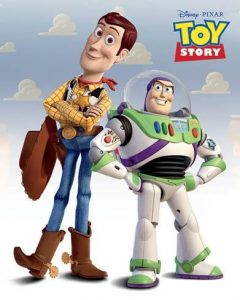 Los '90 que sí: bendito seas, Pixar