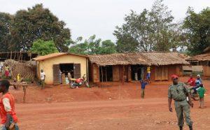 La historia de un argentino solidario en África