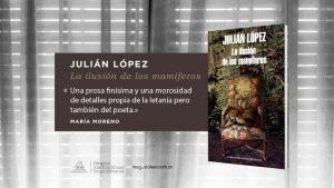 """""""El amor es la ilusión de los mamíferos"""""""