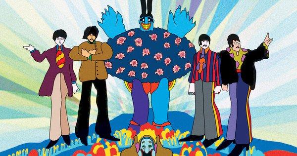 A 50 años del estreno de Yellow Submarine