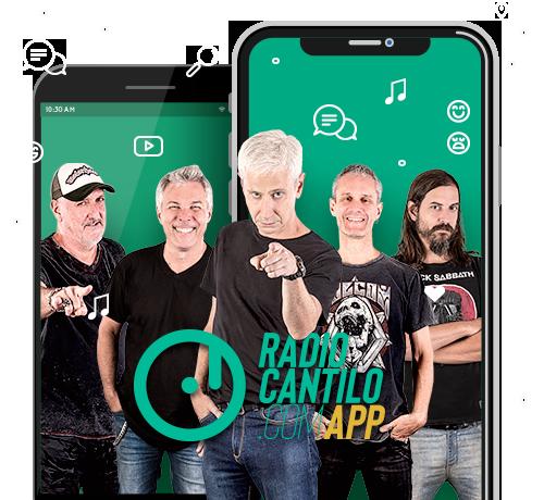 ¡App de Radio Cantilo!