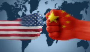 """ESTADOS UNIDOS VS CHINA Y LA """"GUERRA COMERCIAL"""""""