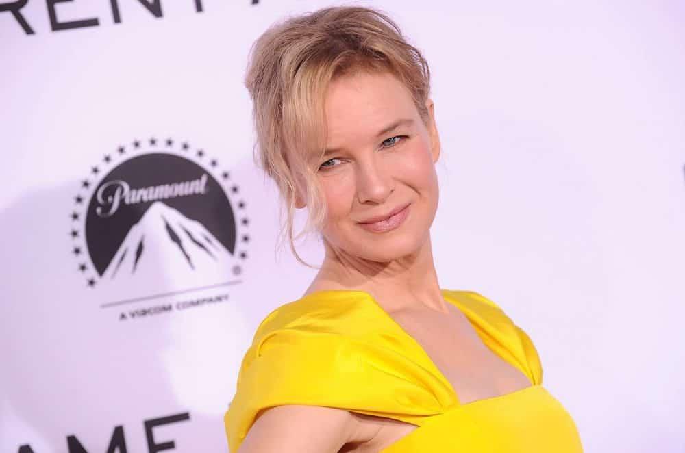 """Renée Zellweger protagonizará nueva serie del creador de """"Revenge"""" para Netflix"""
