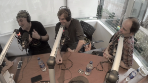 ¡Die Toten Hosen en Radio Cantilo!