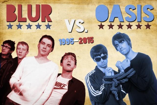 8 peleas históricas del rock - Radio Cantilo