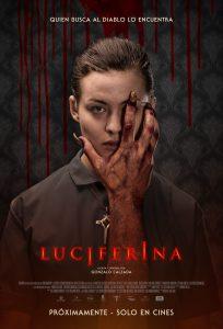 """El cine de terror nacional apuesta al genero de posesiones con """"Luciferina"""""""