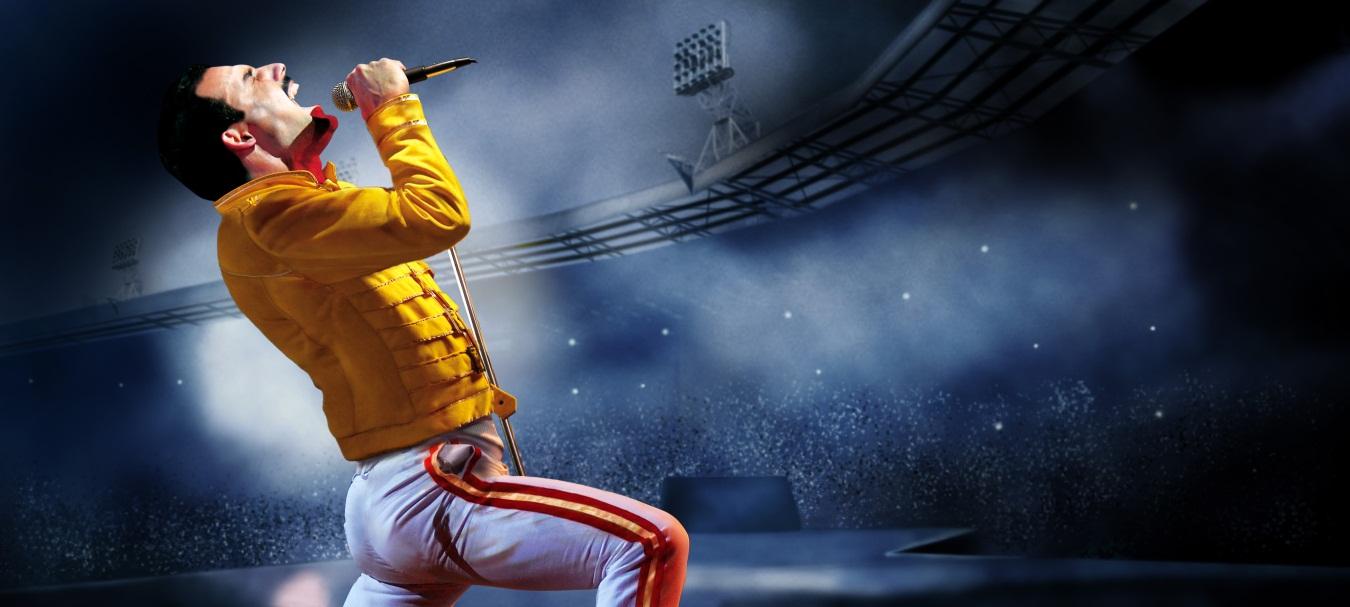 """""""El mejor Queen, después de Queen"""" - Radio Cantilo"""