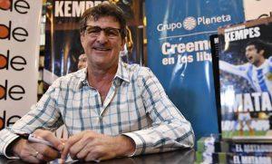 """Mario Kempes: """"No vivo del recuerdo de haber sido Campeón del Mundo"""""""