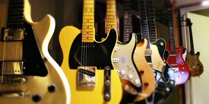 Grandes guitarristas de todos los tiempos - Radio Cantilo