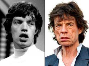 ¡Felices 76, joven Mick!