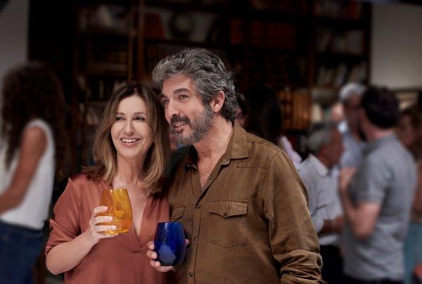 """Ricardo Darín y Mercedes Morán filman """"El amor menos pensado"""" - Radio Cantilo"""