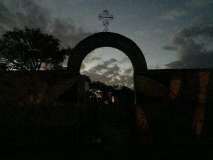De paseo por México caminando entre tumbas y fantasmas