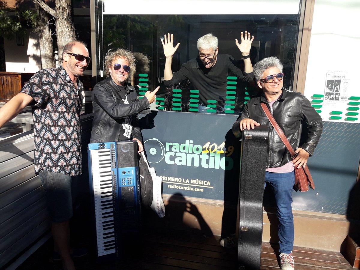 ¡Show en vivo de Los Tipitos! - Radio Cantilo