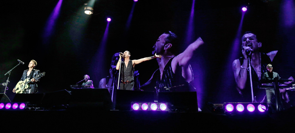 Depeche Mode desde la óptica nacional - Radio Cantilo