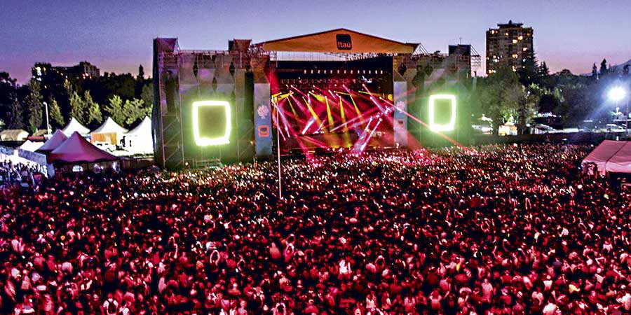Lollapalooza 2020: el festival más grande de Argentina anuncia su séptima edición - Radio Cantilo