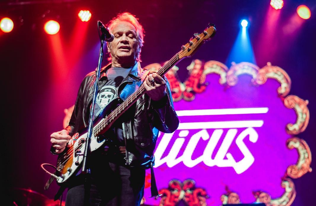 Viticus: Una figura legendaria del rock argentino - Radio Cantilo