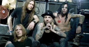 Entrevista exclusiva con Backyard Babies