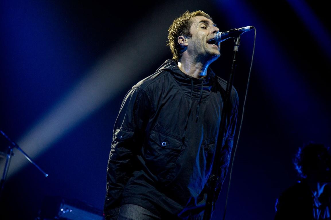 Liam Gallagher lo hizo… again - Radio Cantilo