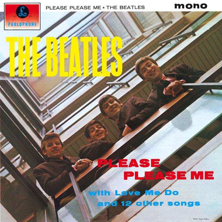 """""""Please Please Me"""": El disco que cambió la música para siempre - Radio Cantilo"""