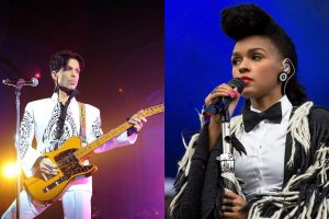 Prince le dejó un regalo a Janelle