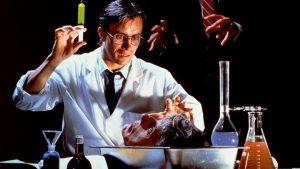 """Científicos locos, deformidades y la ciencia llevada al extremo en el #RadioCine dedicado a la """"Ciencia Loca"""""""
