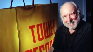 Falleció Russ Solomon, fundador de Tower Records