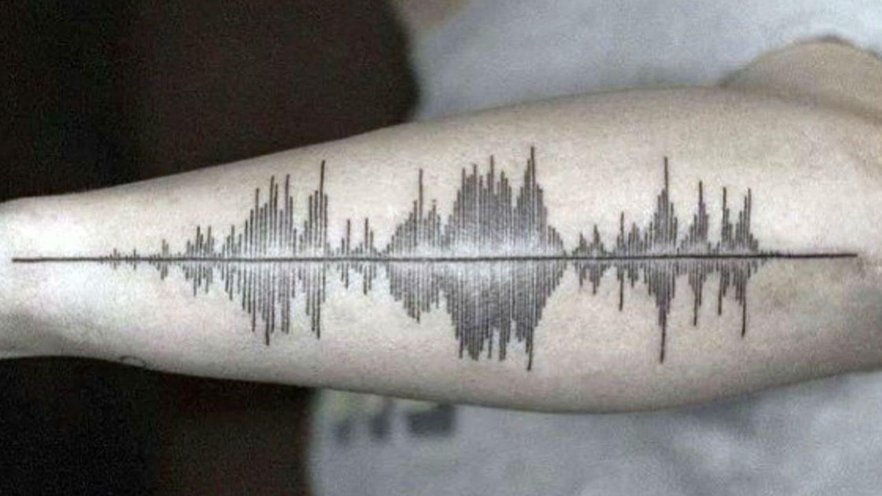 Podés tatuarte tu canción preferida y escucharla por siempre - Radio Cantilo