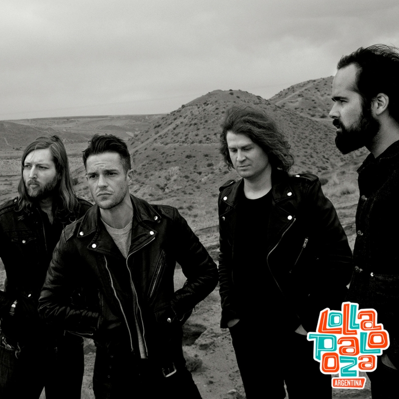 Sueño de Rock Star: el suertudo tocó con The Killers - Radio Cantilo