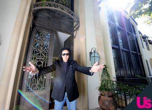 ¡Nos metemos en la casa de Gene Simmons!