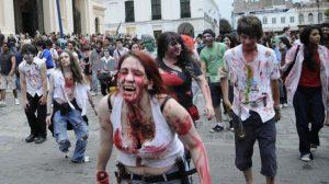 Si te gustan los zombies, este evento es para vos