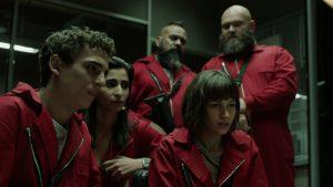 Confirmado: 'La casa de papel' vuelve en 2019 con una tercera temporada en Netflix