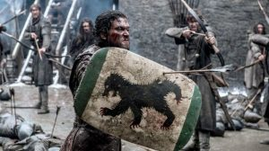 "Manija total! ""Game of thrones"" grabo su escena final!"