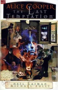 "Punto de Fuga: Alice Cooper y ""The Last Temptation"""