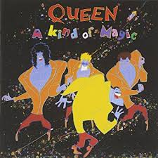 "LUNES DE CLÁSICOS: QUEEN  ES ""A KIND OF MAGIC"""