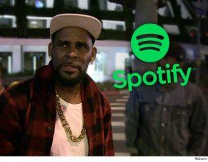 Spotify contra el abuso sexual