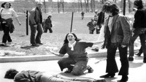 El día que Nixon mató a cuatro estudiantes que pedían por la paz