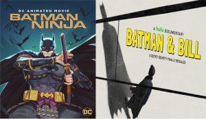 Lea Devecchi estuvo viendo otros Batman