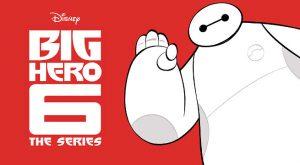 'Big Hero 6' vuelve en formato serie