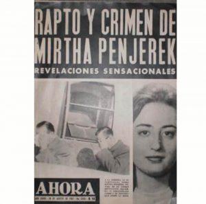 Los secretos detrás del caso Norma Penjerek