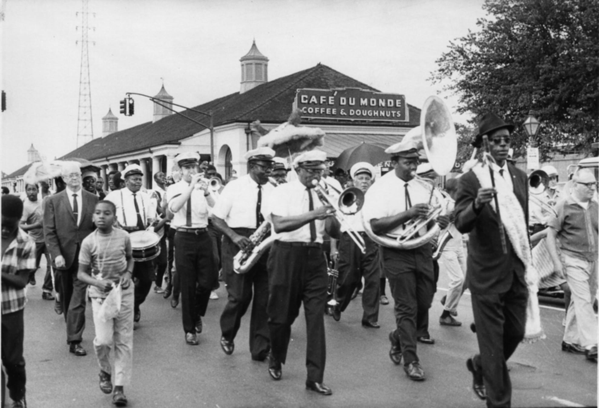 Escuchá el 3° capítulo  especial dedicado a New Orleans - Radio Cantilo