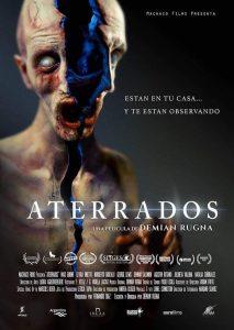 """Se estreno """"Aterrados"""" y dialogamos con su director y protagonista"""