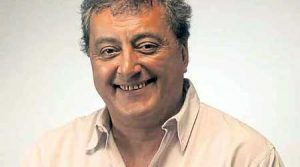 """Claudio Rissi: """"Bruno Motoneta tiene un codigo similar al de Los locos Adams"""""""