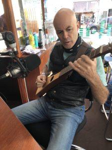 """JAF: """"La guitarra es un instrumento inalcanzable"""""""