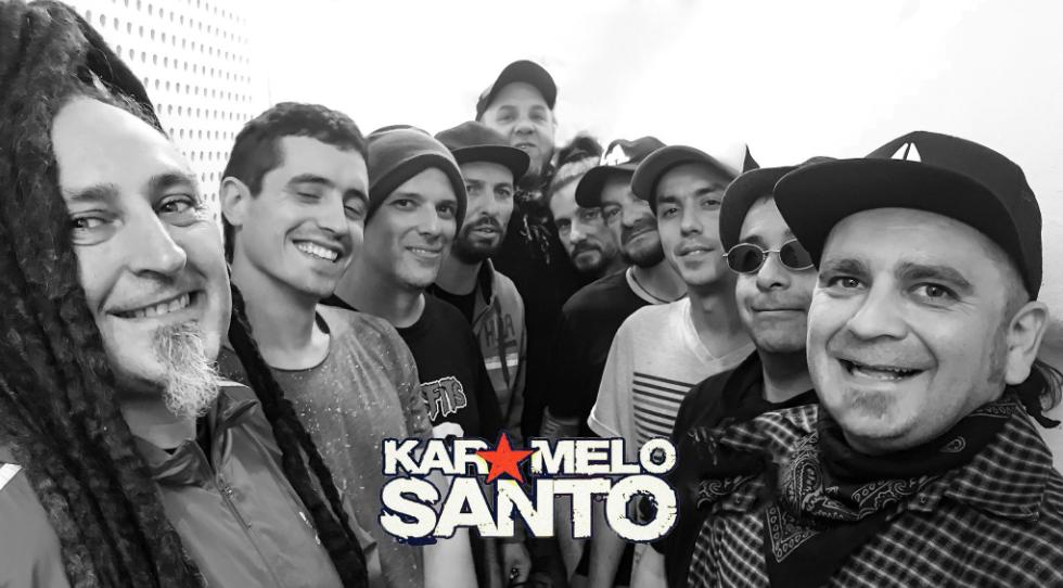 """Goy de Karamelo Santo: """"Estamos grandes, de vuelta, y la estamos pasando bien"""" - Radio Cantilo"""