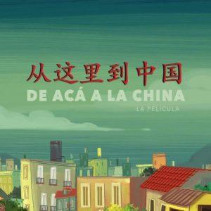 """El jueves llega """"De acá a la China"""" a """"Viaje a lo Inesperado"""""""