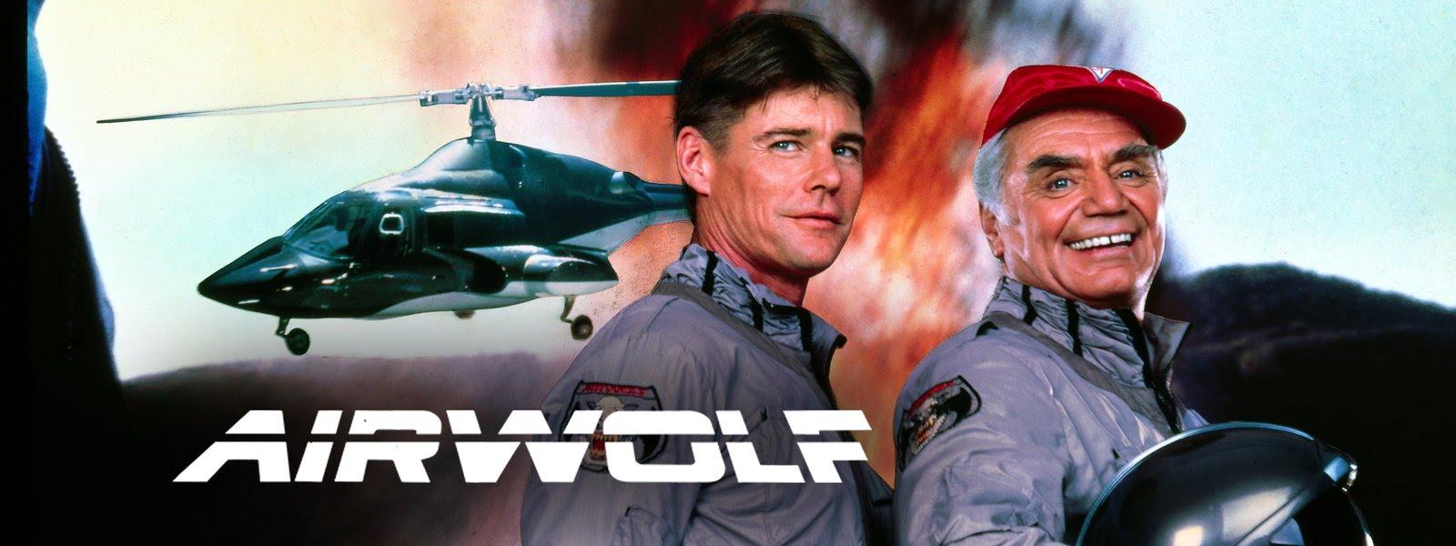 Viaje a los '80: ¡Recordamos la serie Airwolf! - Radio Cantilo