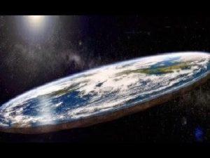 ¿Por qué una conspiración nos oculta que la tierra es plana?